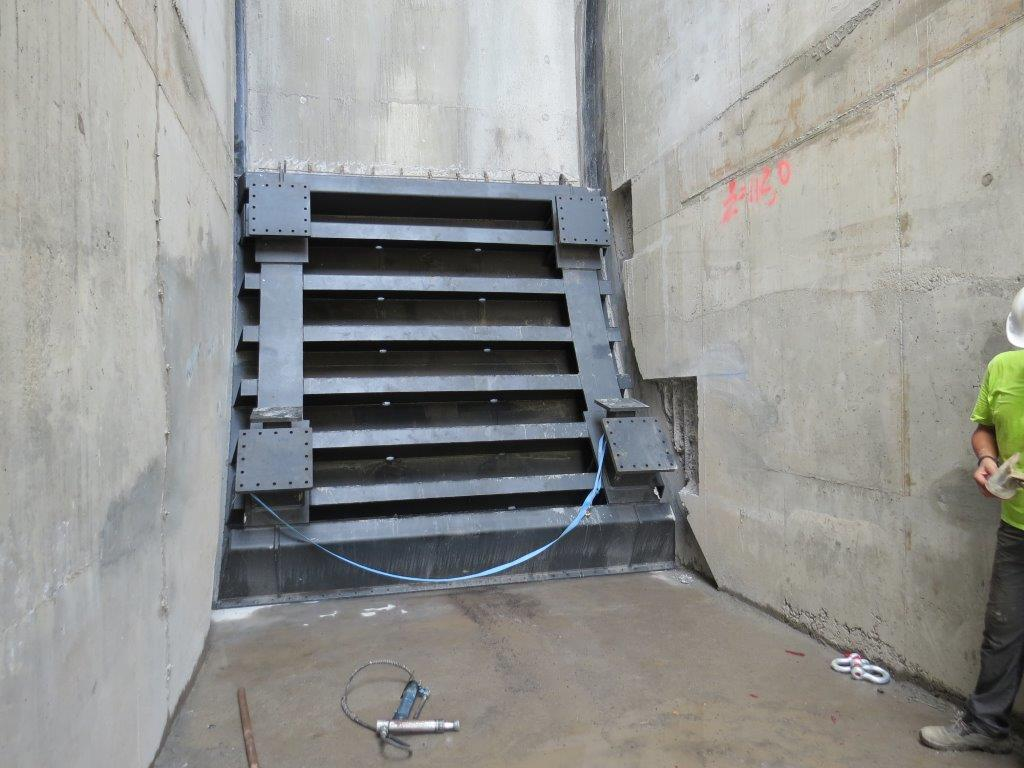 Central Hidroeléctrica Las Cruces