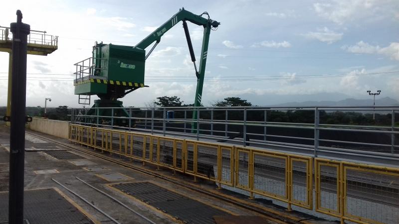 Central Hidroelectrica Gualaca